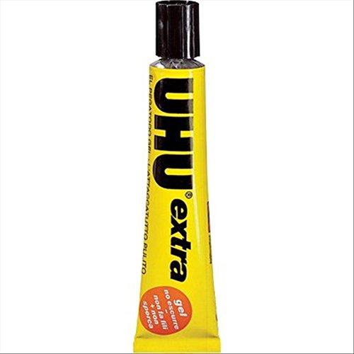 Colla in tubetto UHU Extra - attaccatutto - 20 ml