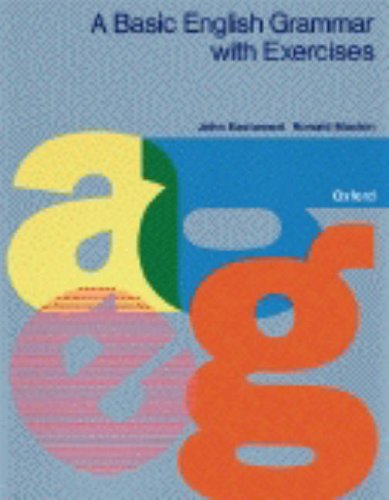 A Basic English Grammar: With Exercises