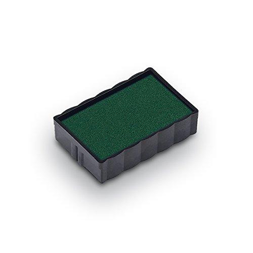 Trodat-Tamponi di ricambio per timbri 6/Trodat 4850 4850 e 4850L verde, 2 Pezzi