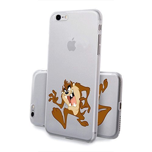 Custodia rigida looney tunes taz serie 2 iPhone - TAZ Aggressivo, Iphone 5/5S TAZ FUNZIONA