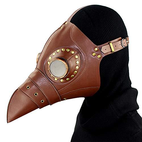 esttagsausr¨¹stung Vogel Mund Maske Cosplay Prop f¨¹r Halloween Party Kost¨¹m Ball Lieferungen ()