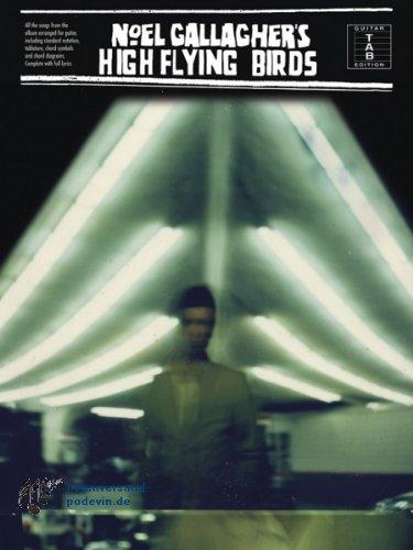Noel Gallagher S High Flying Birds, accordi musicali e spartiti per chitarra