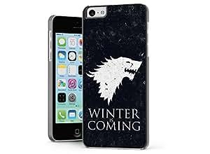 Générique - Coque pour iPhone 5C Game of Thrones emblème STARK