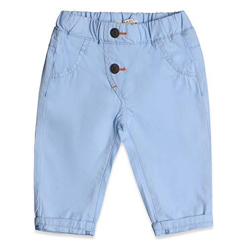 216940e6 ESPRIT Kids Woven Pants Pantaloni, Blau (Sky Blue 411), 3 Mesi Bimbo