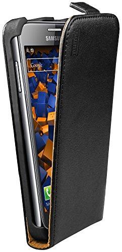 mumbi Premium Leder Flip Case für Samsung ATIV S Tasche
