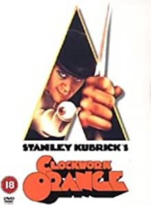 A Clockwork Orange [DVD] [1971]