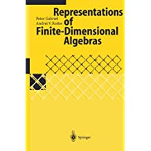 Representations of Finite-Dimensional Algebras (Encyclopaedia of Mathematical Sciences, Band 73)