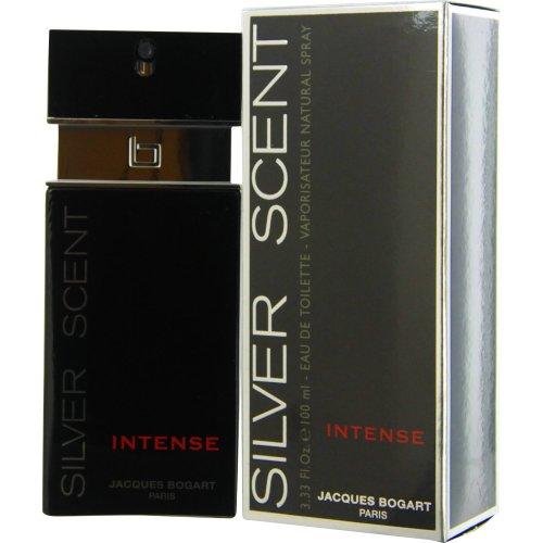 Jacques Bogart Silver Scent Intense, Eau de Toilette, 100 ml