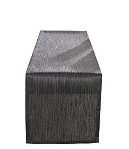 """Tischläufer """"Eleganz"""", braun/grau"""