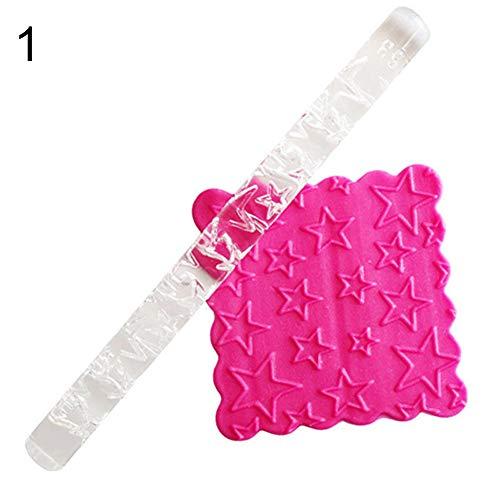 PERIWIN 19 diseños texturizado relieve acrílico
