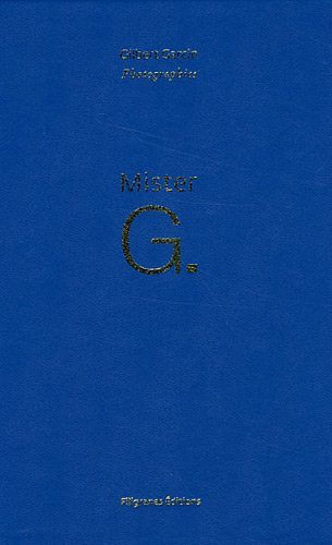 Mister G :The eighteen years of mister G
