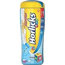 Horlicks Junior Stage 1 Health and Nutrition drink - 500g (2-3 years, Vanilla flavor)