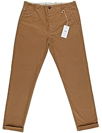 Closed Herren Atelier Tapered Stretched Chino Sand