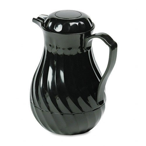 hormel-poly-lined-carafe-swirl-design-64oz-capacity-black-product-category-breakroom-and-janitorial-