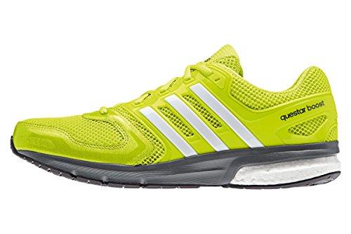 Adidas Questar boost m sesoye/ftwwht/visgre, Größe Adidas:12.5