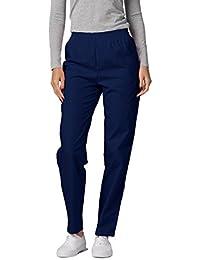 Pantalones Médicos - Pantalones de Uniforme Médico Para Mujeres - 503 Color NVY | Talla: S