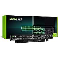 Green Cell® Standard Serie A41-X550A Batería para Asus A450 A550 F450 F550 F550C F550L F552 F552C F552CL K550 K550C X450 X552 Ordenador (4 Celdas 2200mAh 14.4V Negro)