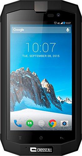Crosscall TREKKER-X2 8GB 4G Negro, Gris - Smartphone (SIM única, Android, MicroSIM,...