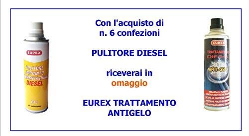 EUREX E11 ADDITIVO PULITORE IMPIANTO ALIMENTAZIONE DIESEL