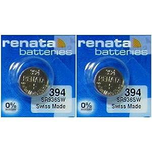 # 394Renata Uhren Batterien 2