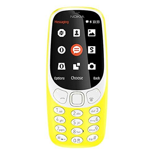 Nokia 3310 (2017) Gris Single SIM