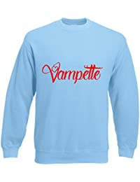 VAMPETTE ~ THE VAMPS ~ SWEATER JUMPER TOP ~ SIZES S-XXL
