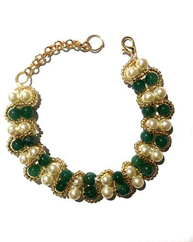 Shining Diva Fashion Jewellery 18k Rose Gold Crystal Stylish Bracelet Gift for...