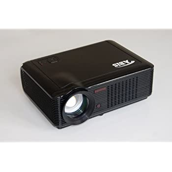 LED HD Projector For Game Consoles, TV, DVD, PC, Laptop, Media Player Home Cinema