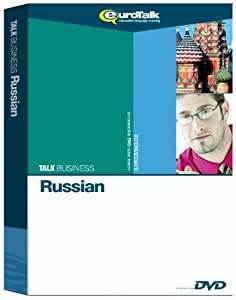 Talk Business Russian DVD (Mac/PC)