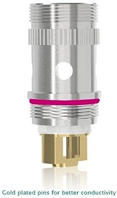 DIY-24H - Eleaf EC Head 5er Pack TC-Ni Head 0.15 Ω Nickel 200 für iJust 2, MELO, MELO 2, MELO 3, Verdampferköpfe von DIY-24H