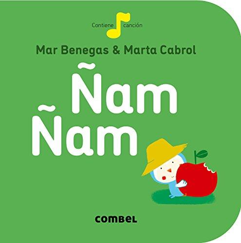 Ñam Ñam (La cereza) por Mar Benegas Ortiz