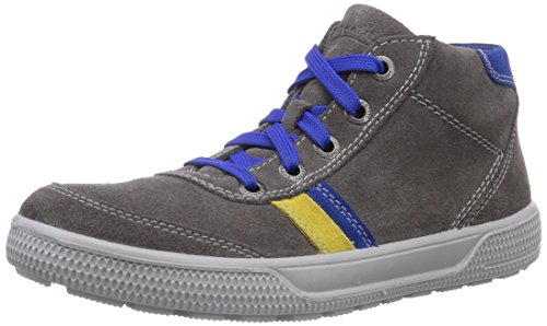 Superfit SWAGY Jungen Sneakers Grau (STONE KOMBI 06)