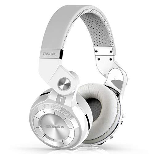 Bluedio T2s Bluetooth Cuffie On Ear Headset con microfono senza fili piegante