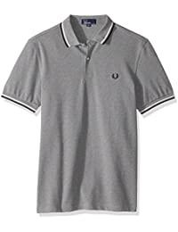 Fred Perry FP Twin Tipped, Polo Homme