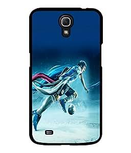printtech Football Running Game Player Back Case Cover for Samsung Galaxy Mega 6.3 i9200::Samsung Galaxy Mega 6.3 i91200