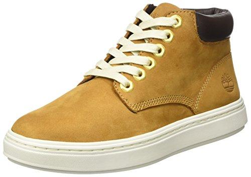 Timberland Damen Londyn Chukka Boots, Braun (Wheat), 39 EU