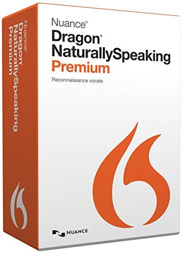 Nuance Dragon NaturallySpeaking 13 Premium inkl. Headset - französisch
