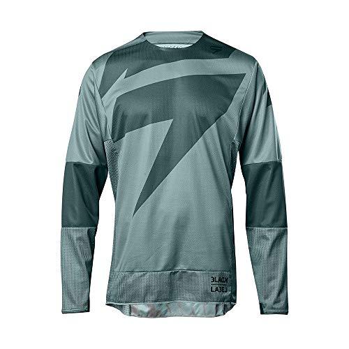 JIANGUAND Neue Geschwindigkeit Drop Anzug Sommer Fahrrad Jersey Langarm Rennanzug Langlauf-Shirt Mountainbike-Anzug (Color : 2, Size : XXXL)