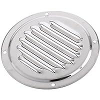 SGerste Cubierta para rejilla de ventilación de coche, resistente, 10,16 cm, 100 mm, accesorios de repuesto para caravana