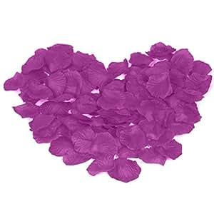 XCSOURCE 500PCS nozze petali di rosa Flowergirl nuziale carrello petali di fiori finti Decoration WV183