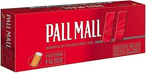 1000 Pall Mall® Xtra Filterhülsen