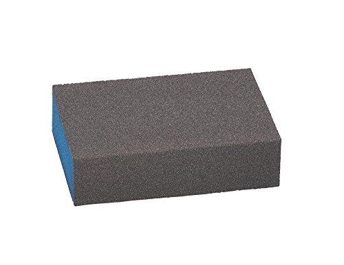 Bosch Block Standard Schleifmittel Best for Flat and Edge 68x 97x 27mm, grau, 2608608225