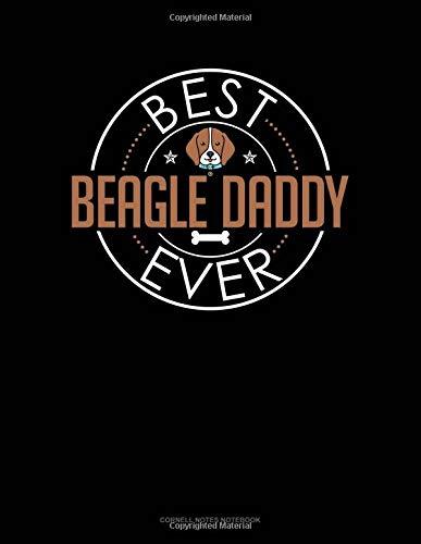 Best Beagle Daddy Ever: Cornell Notes Notebook por Jeryx Publishing