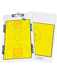 Nava Double face effaçable Planche effaçable Play pour coaching de basketball Tactic Entraîneurs