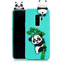 Everainy Samsung Galaxy S9 Plus Silikon Hülle Ultra Slim 3D Panda Muster Ultradünn Hüllen Handyhülle Gummi Case... preisvergleich bei billige-tabletten.eu