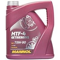 MANNOL MTF-4 Getriebeoel 75W-80 API GL-4, 4 Liter