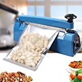 Tradico® TradicoBrand New 200mm Impulse Heat Sealer Electric Plastic Poly PP PE Bag Hand Sealing Machine