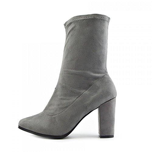 Kick FootwearChelsea Boots - Stivali Chelsea donna Grey