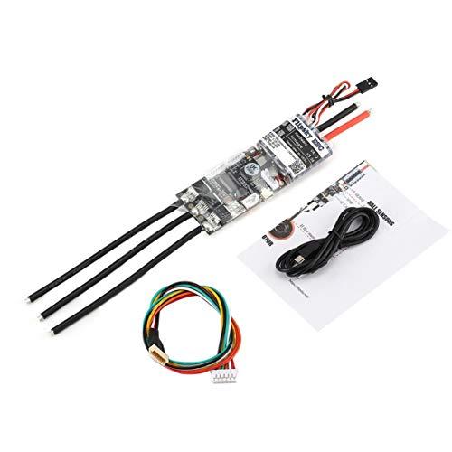 HGLRC FLIPSKY FSESC 50A V4.12 ESC Elektronische Drehzahlregelung für Elektrisches Skateboard RC Auto Boot E-bike E-scooter Roboter
