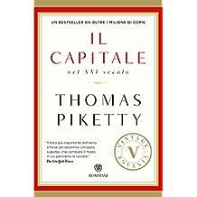 Il capitale nel XXI secolo (VINTAGE) (Italian Edition)